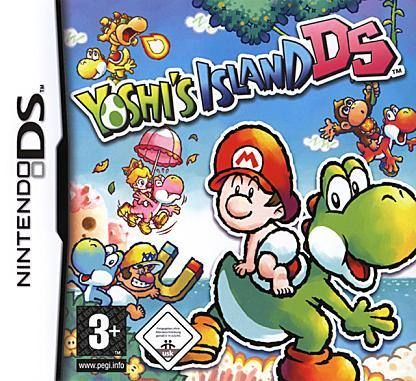 Compared to Super Mario World 2, Yoshi's Island DS's score was mediocre at best. Description from superphillipcentral.com. I searched for this on bing.com/images
