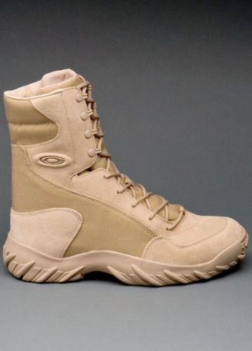 coyote oakley boots 009r  oakley si assault shoe tan