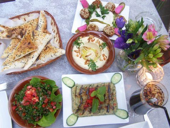 Meze - specific libanez