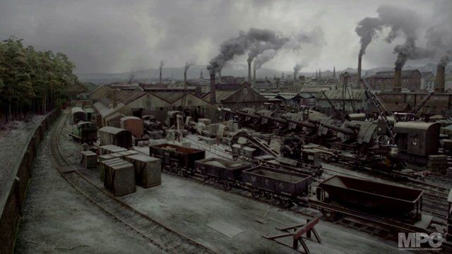 """""""Sherlock Holmes a Game of Shadows"""", 2011 MPC - Vancouver Environment TD - Matte Painting Music: Hans Zimmer  http://marcoiozzi.4ormat.com/project-sh2"""