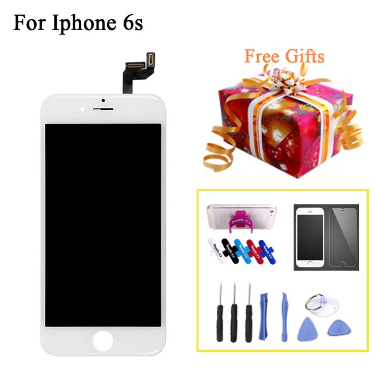 Find More Mobile Phone LCDs Information about High Quality Wholesale Tested Touch LCD Screen Display For iPhone 6S LCD 4.7inch With Touch Screen Digitizer Assembly Free Gifts,High Quality lcd screen display,China display for iphone 4 Suppliers, Cheap iphone 4 display from Shenzhen YILON Technology Co., Ltd on Aliexpress.com