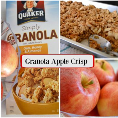 apple crisp granola bars music winter mom screen shot apples cobbler ...