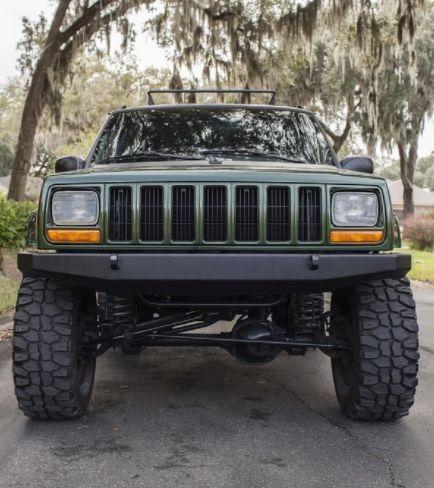 1998 Jeep Cherokee Sport Utility 4 Door