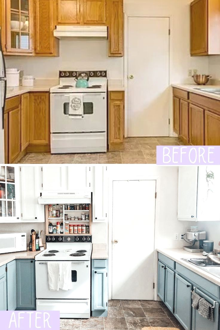 How To Paint Your Kitchen Cabinets In 2020 Diy Kitchen Cabinets Makeover Diy Kitchen Cabinets Kitchen Cabinets Makeover