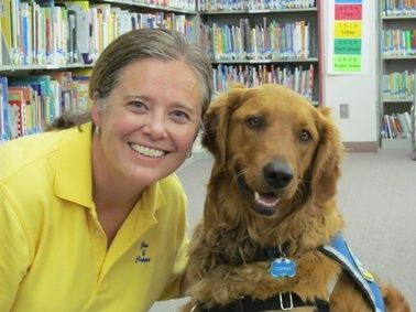 School Therapy Dogs