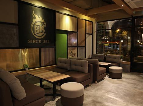 .: Restaurant Design, Burger King S, Burgers, Gardens, Fast Foods, Burger Kings