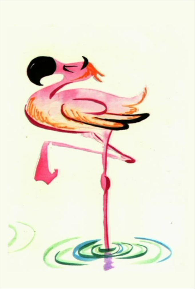 Flamingo Fantasy   – I <3 Animals