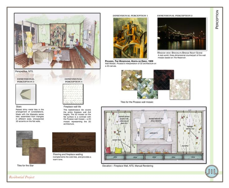 Interior design presentation boards examples http www - Interior design presentation layout ...