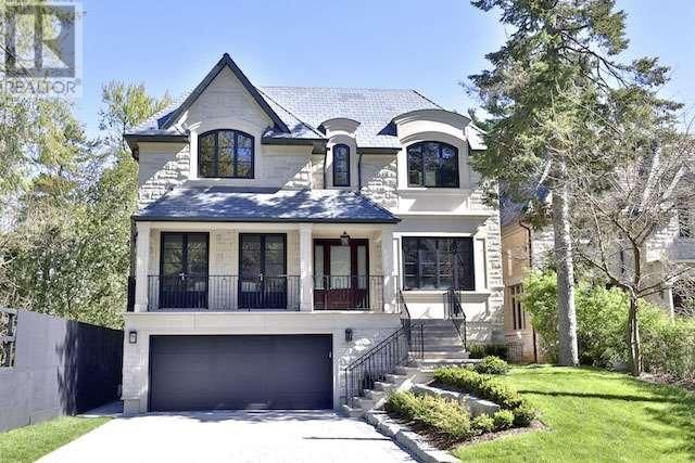 Hoggs Hollow Cust.Masterpiece W/Sophisticated Elegance. Lush Rolling Greenery O/L Ravine Setting. Privacy At Its Finest. Renowned Peter Higgins Arch. State Of The Art Tech. Integ. Nat.Stn.Ext. Imported German Win. Extens.Millwork T/O. Gourm.Olympic Kit.W/Waterfall Islnd & Serv. Floor-To-Ceil.Win.O/L Gdns. Expans.Sliding Glass Drs. Main Flr Lib. Multi.Fps. Htd Stn Flrs. Priv.Mbrd W/6Pc Ens,Balc.& Boudoir.W/Up Ll W/Nanny Suite, Wine Cellar, Mud Rm, Rec Rm & Gym **** EXTRAS **** 2Gb+E, Cac, Led…