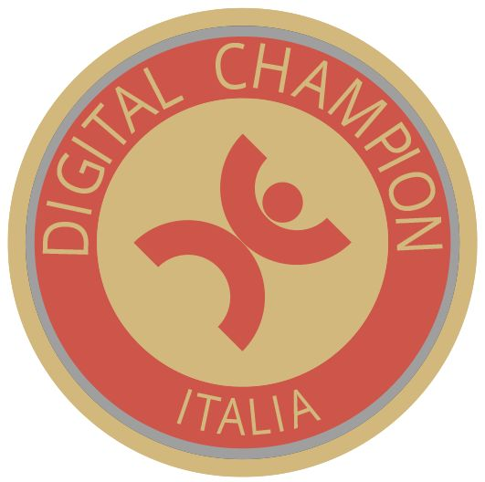 Digital Champions homepage