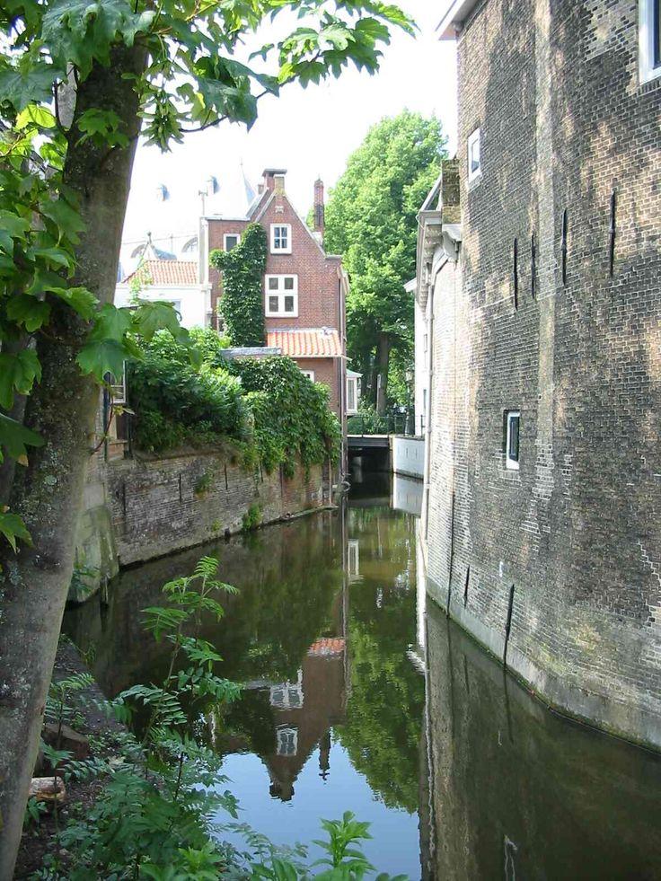 Gouda, Zuid-Holland.