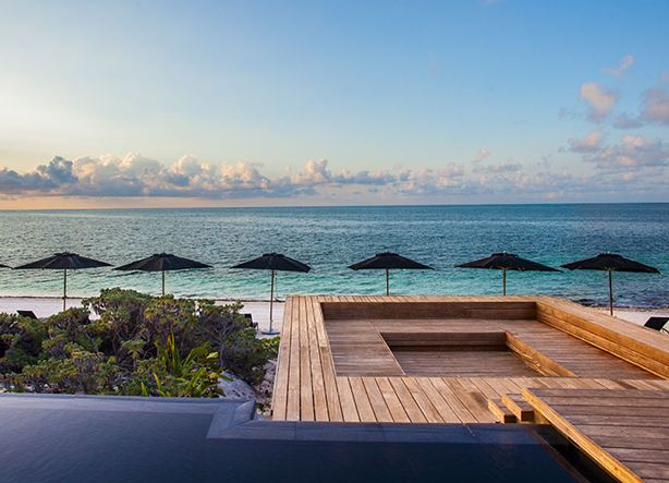 La Punta pool at #Nizuc Resort & Spa #Mexico, just 1/2 hour from Cancun! #beach #luxurytravel #rivieramaya