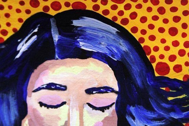 Susurro del viento (detalle). En Galeria Vértice, Lerdo de Tejada 2418, Col. Lafayette, Guadalajara, Jal. No te pierdas de ésta exhibición.
