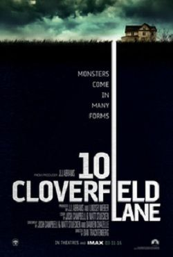 Film 10 Cloverfield Lane adalah sebuah film yang bercerita tentang seorang wanita yang mengalami kecelakaan lalu pingsan dan mendapatkan dirinya terjebak dalam sebuah bunker yang dibuat oleh seorang laki-laki yang mengatakan bahwa di luar telah terjadi sebuah serangan senjata …