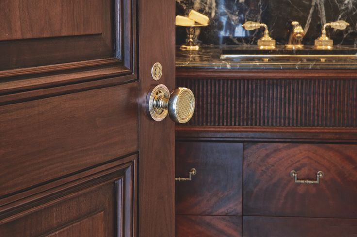 #Beautiful #solid #wood #interior #doors with #intricate #doorknobs / #hardware /#accessories, specifically #hand picked to suit #interior-design #plans, all #customized by #Hazeltonwooddesigns