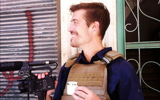 US journalist James Foley beheaded by Isil - latest