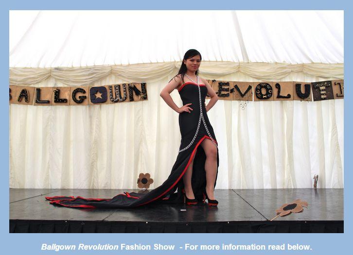 my devil gown - 2013 fashion show