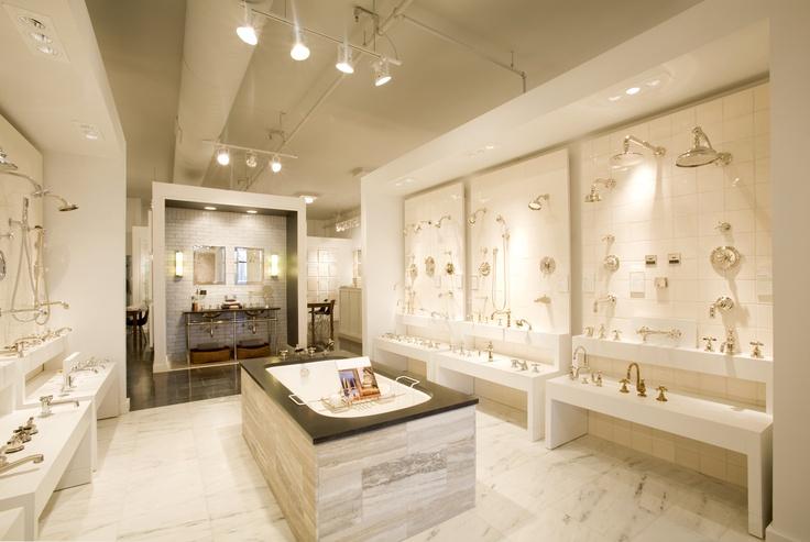 Waterworks Denver Showroom. Bathroom ...