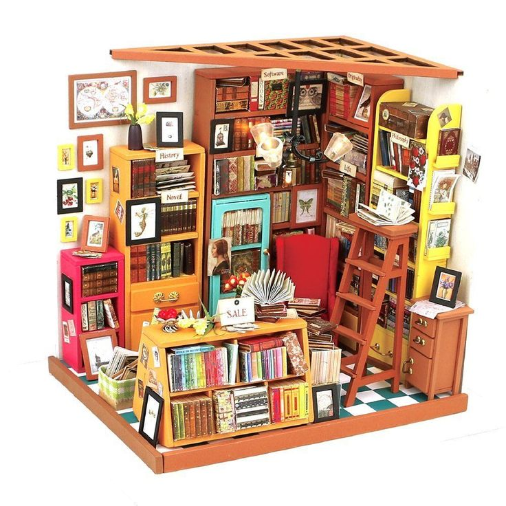 Best 25+ Wooden Dollhouse Kits Ideas On Pinterest