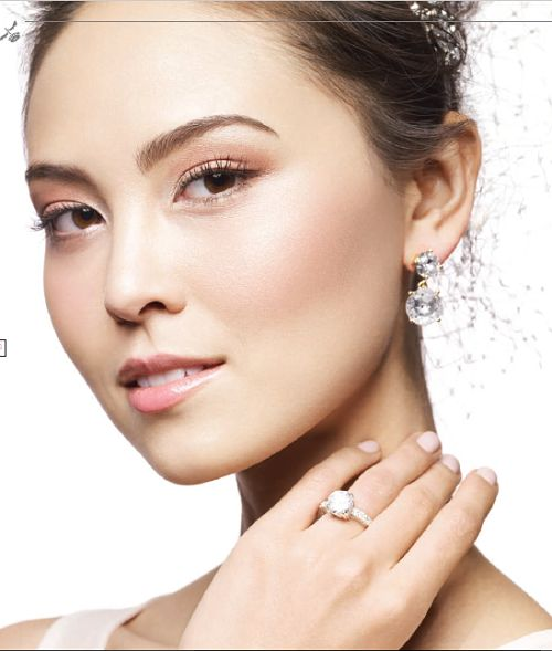 #Maquillaje para #novia paso a paso: de día, de tarde o clásico en mi blog www.rincondebelleza.com