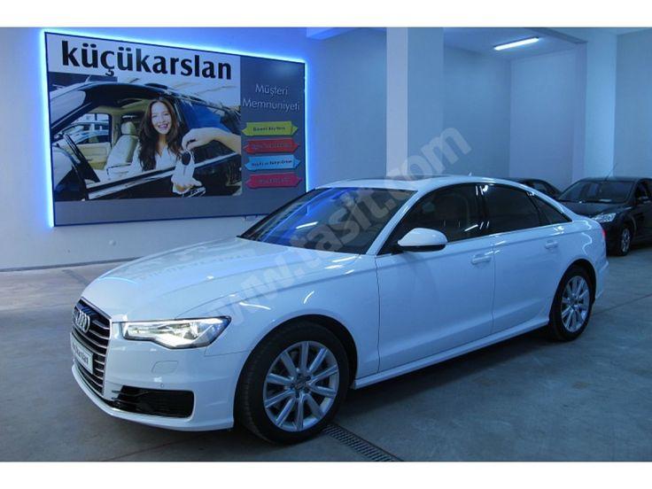 Audi A6 3.0 Quattro KÜÇÜKARSLAN'DAN 2 EL 2014 AUDİ A 6 3.0 TDI QUATTRO S-TRONIC.