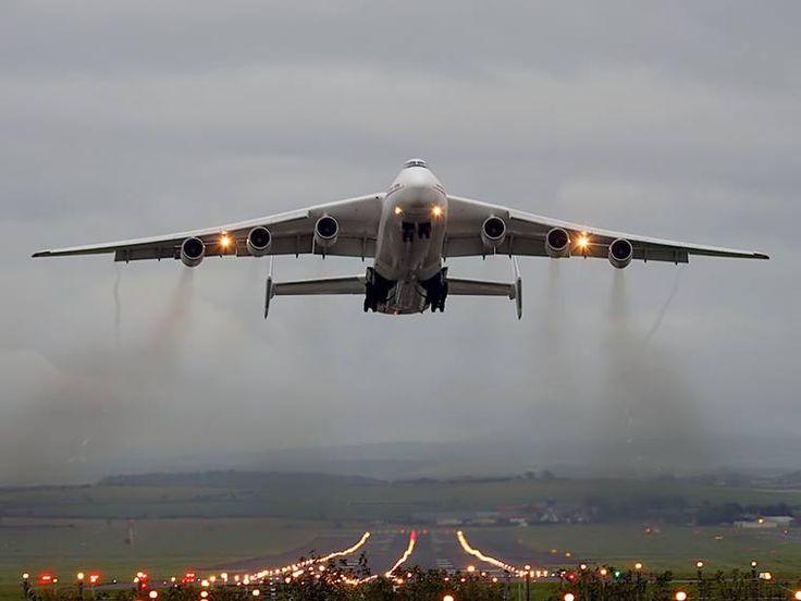 Antonov an-225-lord of the skies