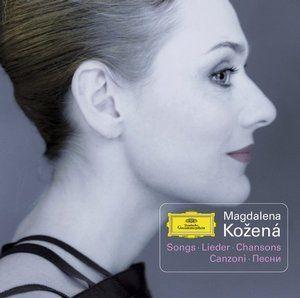 MAGDALENA KOZENA Songs / Lieder - Deutsche Grammophon