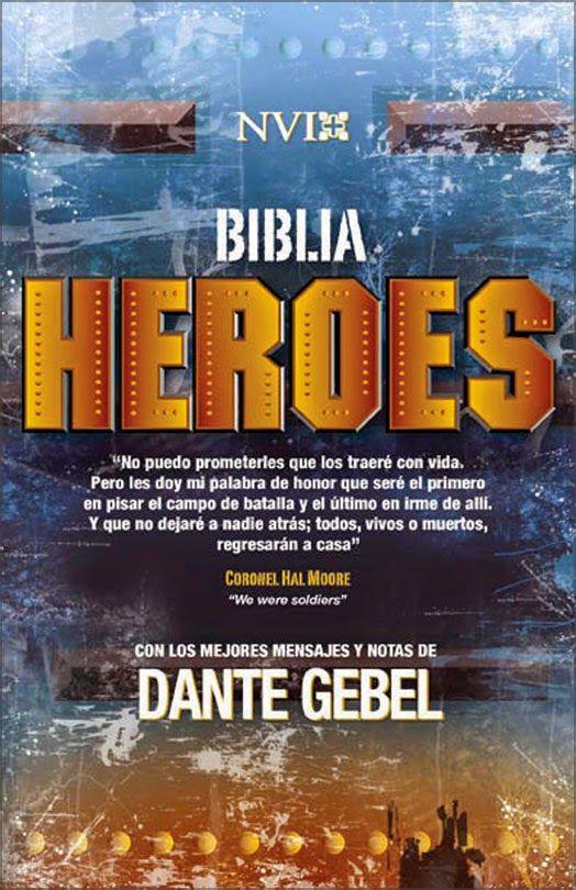 Tu biblioteca cristiana: Biblia Heroes - Dante Gebel