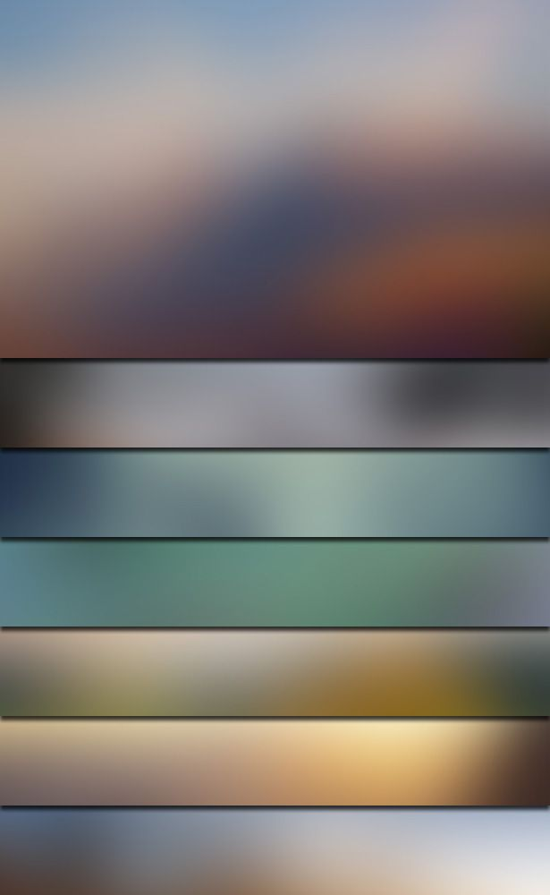Blurred backgrounds are a current trend in web design, and today we have a resource set that can help with adding blurred backgrounds to your own designs. This set of 14 blurred backgrounds is free for download and ready to be used.