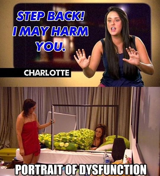 Geordie shore. Geordie shore quote. Vicky. Charlotte. Funny