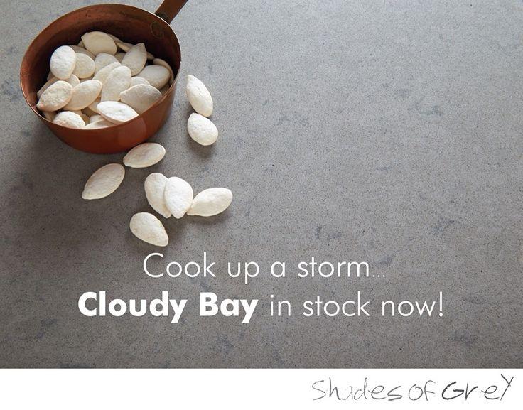 Quantum quartz cloudy bay