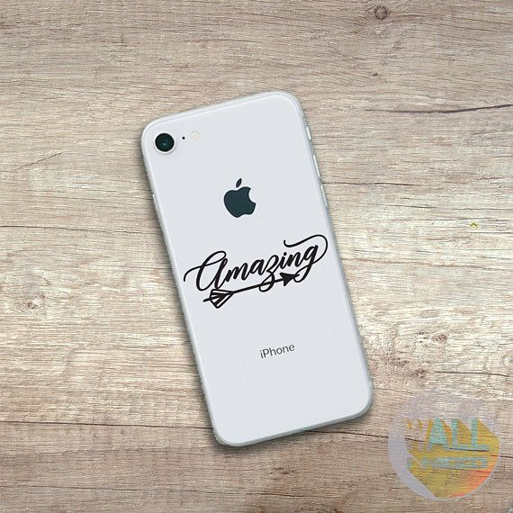 Check out this item in my Etsy shop https://www.etsy.com/listing/546156108/amazing-iphone-sticker-iphone-decal