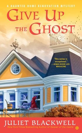 From the New York Times bestselling author of Keeper of the Castle, San Francisco contractor and ghost whisperer Mel Turner must solve a murder mystery at a haunted mansion in the Pacific...