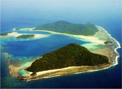 Anambas Islands, the best of Asia's Top 5 Tropical Islands Paradises (as CNN reported).