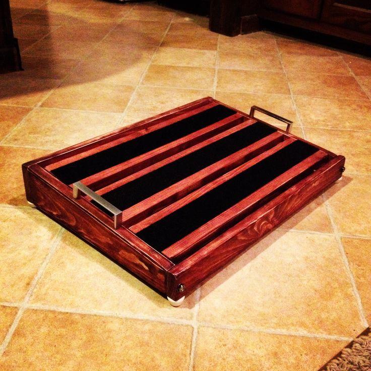 16 best images about pedal board on pinterest. Black Bedroom Furniture Sets. Home Design Ideas