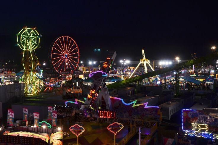 Sand, Rides, Agriculture, Food & more at the South Florida Fair