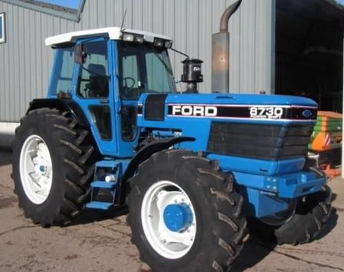 1992 Ford 8730 Tractor For Sale By Owner On Heavy