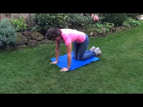 Strakke Billen/Benen Challenge Dag 1