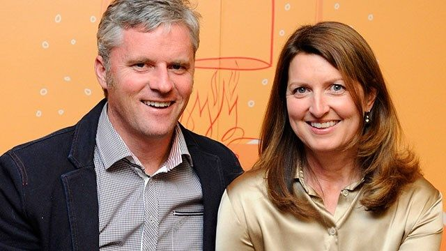 Stuart Diver's wife Rosanna dies of breast cancer at age 40 : Woman's Day