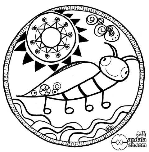25 best ideas about mandalas para ni os on pinterest for Mandalas ninos