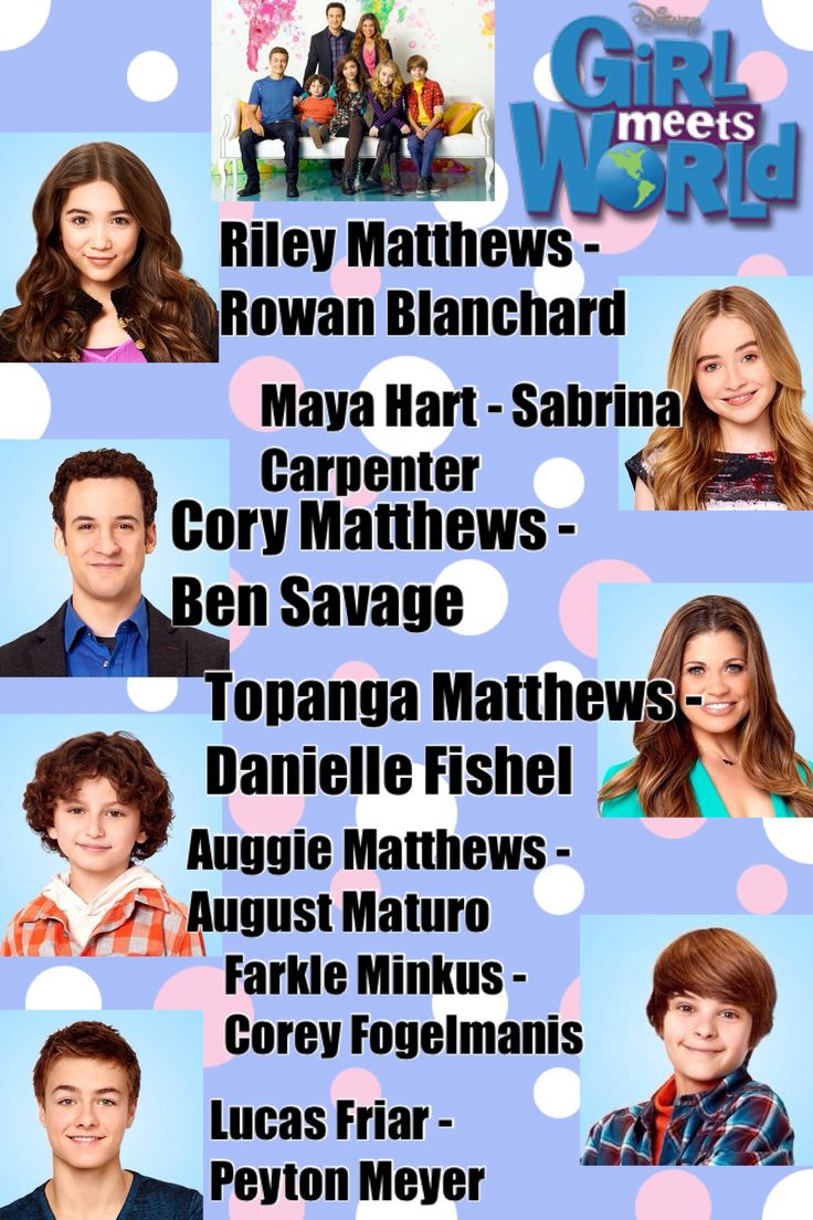 boy meets girl cast 1994 September 23, 1994 () may 19, 1995 several cast members from boy meets world appear in recurring guest girl meets world ran three seasons before being.