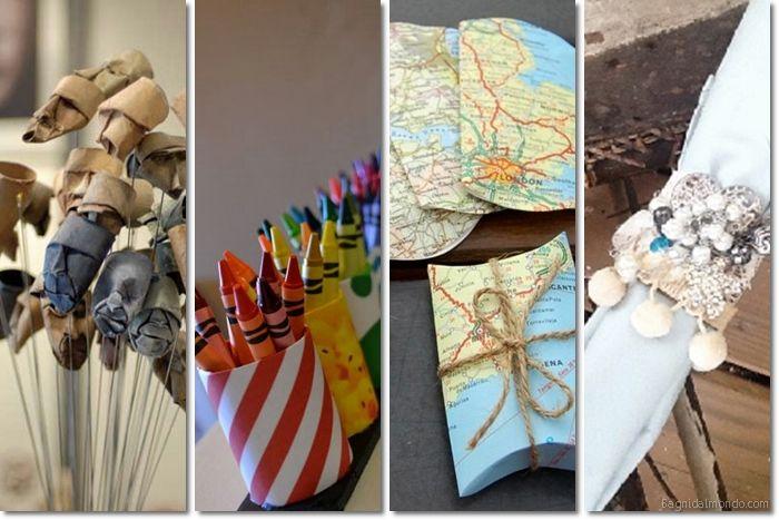 Le 25 migliori idee su rotoli di carta igienica su - Idee decoro casa ...