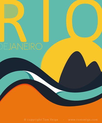 Rio de Janeiro - Tom Veiga