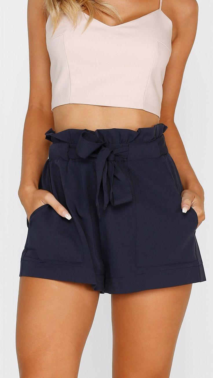 Luvalot - Azilo Shorts - Navy