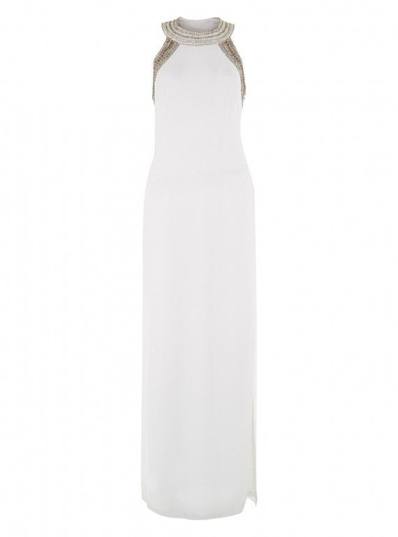 Cleo Maxi Dress, £169, Monsoon