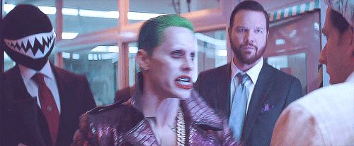 """""""Suicide Squad"""" .- Jared Leto as """"The Joker"""""""