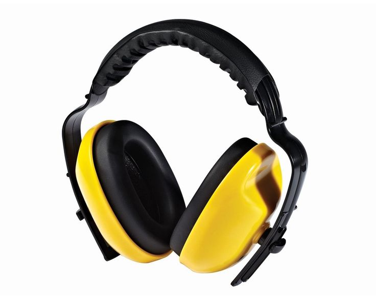These Dickies 25dB Ear Defenders feature an adjustable padded headband for greatly increased comfort and fit.