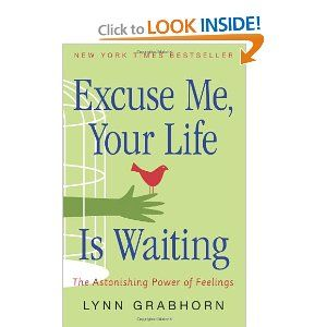 EXCUSE ME, YOUR LIFE IS WAITING This ground-breaking book reveals how paying attention to feelings—rather than positive thinking, or sweat and strain, or good or bad luck, or even smarts—is the way to change your life, make dreams come true, and create the kind of life you really want to live. Filled with logical explanations, simple steps, and true-life examples that empower readers to access their feelings and turn their lives around. #amazon #reading #books #motivation #goals #creativity