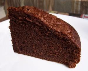 Bizcocho de chocolate al microondas  (Esther Farré)    Ingredientes:  20 gr. de nueces 4 pp, 60 gr. de chocolate Nestlé Postres (en trozos) 9 pp, 15 gr. (1 Cd) de agua, 15 gr. (1 Cd) Mantequilla ligera 2 pp, 1 huevo entero (M) 2 pp, 30 gr. de leche desnatada 0 pp, ½ Cucharada de Sucaflore  30 gr., Harina de trigo = 3 pp, 1 cucharadita de levadura química, 2 Claras de huevo 0 pp, 1 pizca de sal. TOTAL= 20 pp / 7 porciones: 3 propoints / unidad
