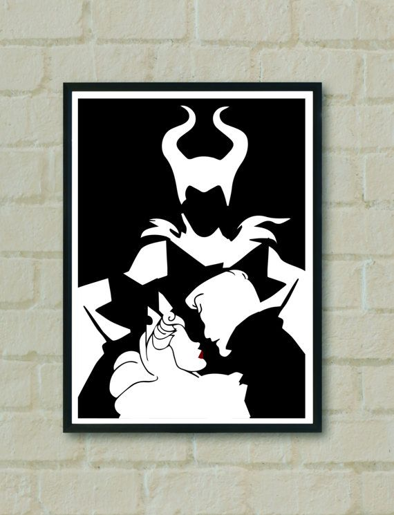 Disney Silhouette Pictures  Sleeping Beauty by SuesDigitalCreations Instant Digital Download €3.69